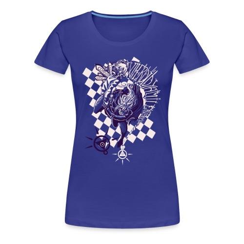 Where Did Yami Leave Me Now - Women's Premium T-Shirt