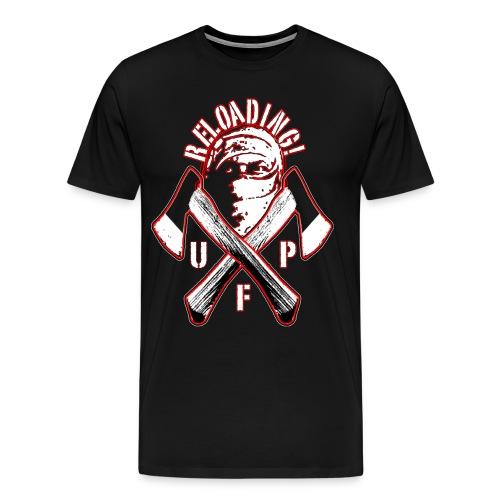 BIG & TALL Reloading Bandit UFP T Shirt - Men's Premium T-Shirt