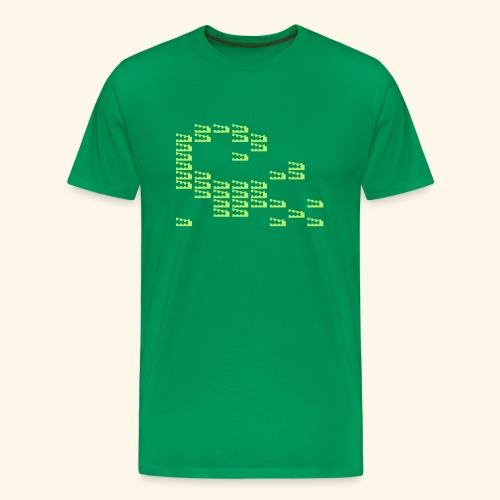 Crocodiles (free shirtcolour selection) - Men's Premium T-Shirt