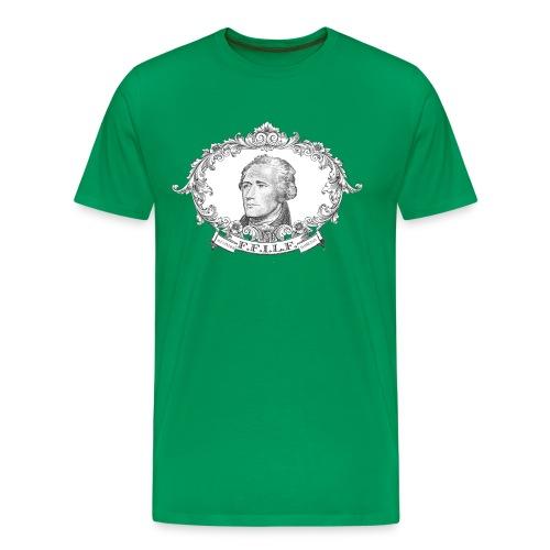 Hamilton Unisex Tee + - Men's Premium T-Shirt