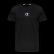 T-Shirts ~ Men's Premium T-Shirt ~ Men's Jesus Star of David T-Shirt