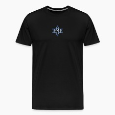 Men's Jesus Star of David T-Shirt