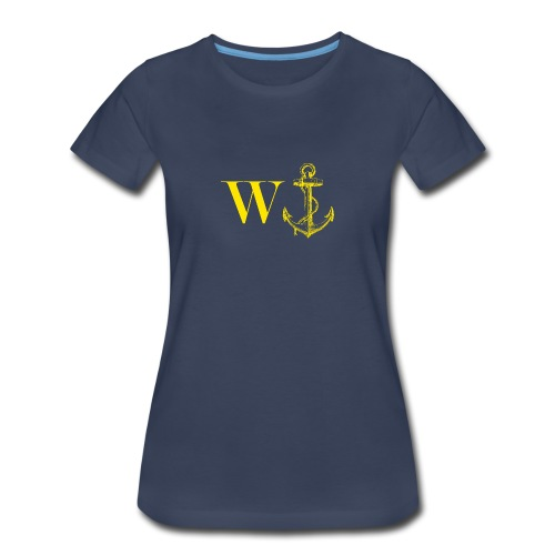 You're a... (Girly Fit) - Women's Premium T-Shirt