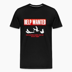 helpwanted T-Shirts