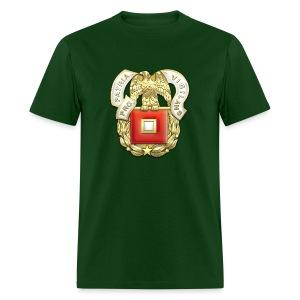 Signal Corps Regimental Insignia - Men's T-Shirt