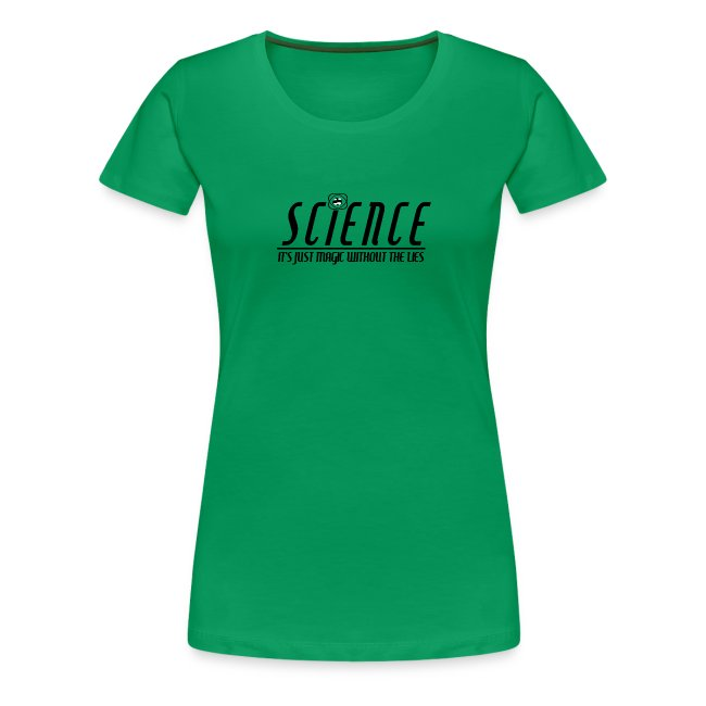 Science! (Women's - Wider Options)