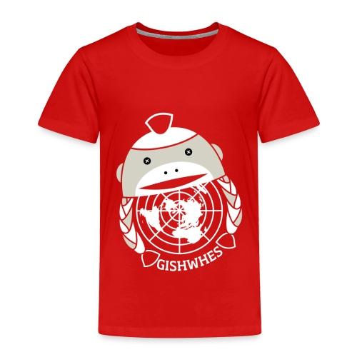 GISHWHES [DESIGN BY THISISNOTBRUCE] - Toddler Premium T-Shirt