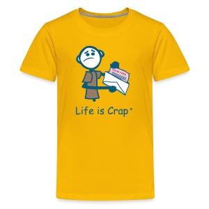 Pink Slip - Kids T-shirt - Kids' Premium T-Shirt