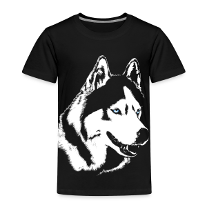 Toddler Husky Shirt Baby Husky Malamute Shirt - Toddler Premium T-Shirt