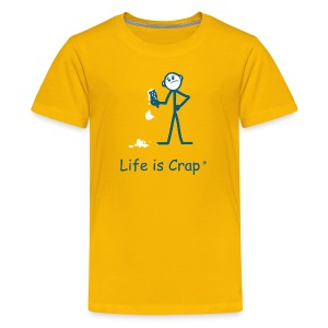 Ice Cream Drop - Kids T-shirt - Kids' Premium T-Shirt