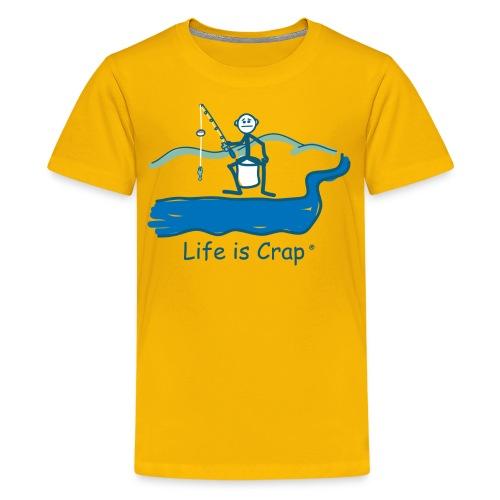 Small Fish - Kid's Tee - Kids' Premium T-Shirt