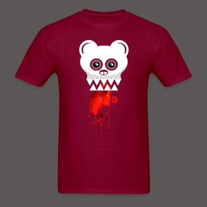 BEAR SCULL2 - Men's T-Shirt