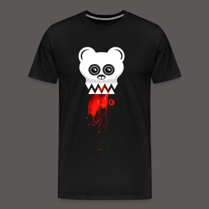 BEAR SCULL2 - Men's Premium T-Shirt