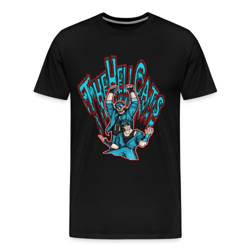 The Hell Cats Special Edition Fan Shirt by T0xic - Men's Premium T-Shirt