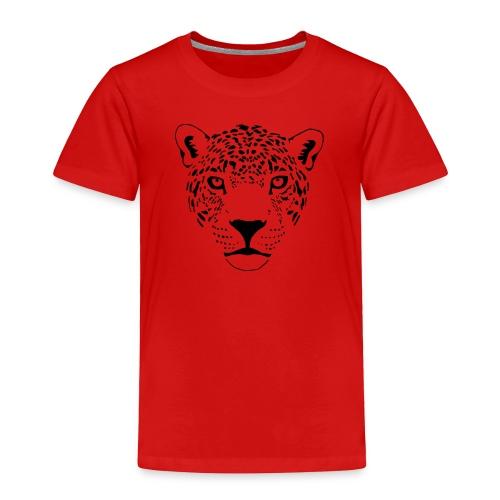 animal t-shirt jaguar cougar cat puma tiger panther leopard cheetah lion - Toddler Premium T-Shirt