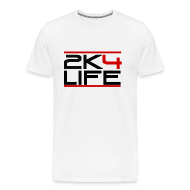 T-Shirts ~ Men's Premium T-Shirt ~ Men's T-Shirt 2K4LIFE