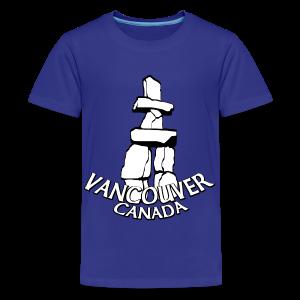 Vancouver T-shirt Kid's Vancouver Canada Shirt - Kids' Premium T-Shirt