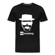 T-Shirts ~ Men's Premium T-Shirt ~ Heisenberg T Shirt