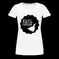 T-Shirts ~ Women's Premium T-Shirt ~ 100% Natural Tee