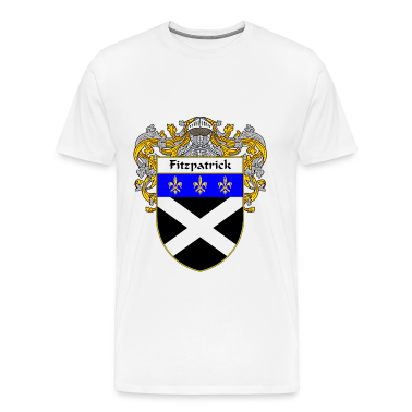 Fitzpatrick Coat of Arms/Family Crest