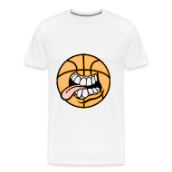 T-Shirts ~ Men's Premium T-Shirt ~ Basketball T-Shirt