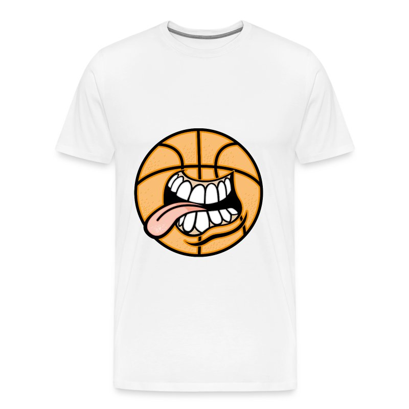 Basketball T-Shirt - Men's Premium T-Shirt