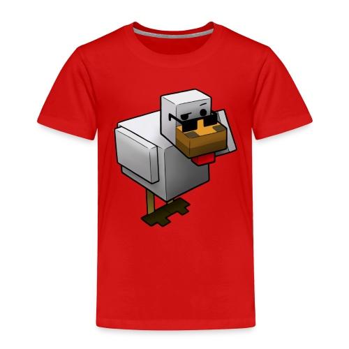 Spy-chicken - Toddler Premium T-Shirt