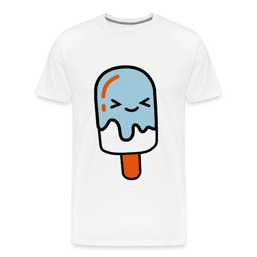 TASTE MY ICE CREAM  - Men's Premium T-Shirt