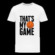 T-Shirts ~ Men's Premium T-Shirt ~ That's my game T-Shirt