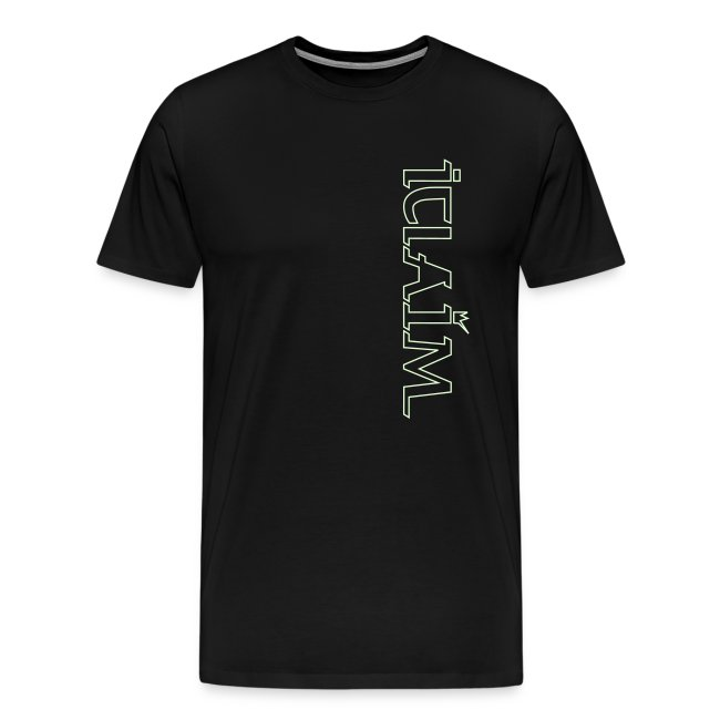 ICLAIM Light In The Darkness 3XL & 4XL Shirt