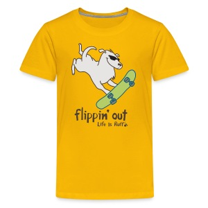 Flippin Out 2 - Kids' Premium T-Shirt