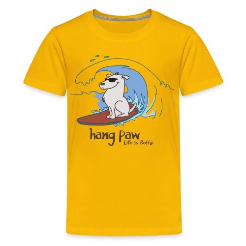 Hang Paw - Kids' Premium T-Shirt