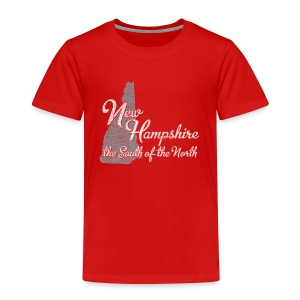 New Hampshire South - Toddler Premium T-Shirt