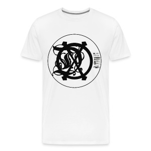 DOX CD LOGO - Men's Premium T-Shirt