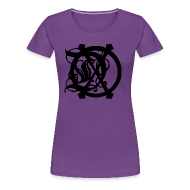 Women's T-Shirts ~ Women's Premium T-Shirt ~ DOX OFFICIAL LOGO WOMENS