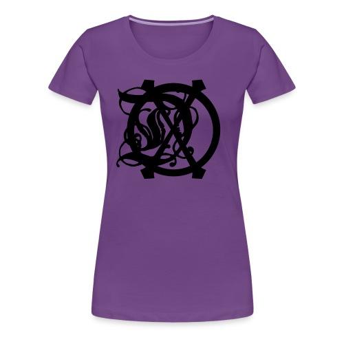 DOX OFFICIAL LOGO WOMENS - Women's Premium T-Shirt