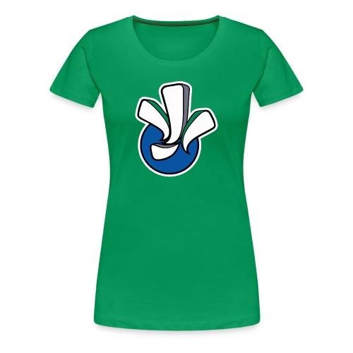 Chandail Jonquière femme - Women's Premium T-Shirt