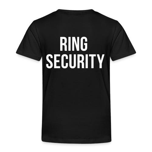 Ring Security - Toddler - Toddler Premium T-Shirt