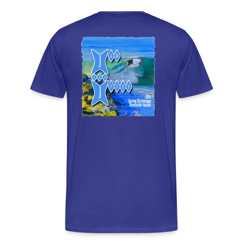 Spring 2011: Jam the Jetty - Men's Premium T-Shirt