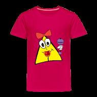 Baby & Toddler Shirts ~ Toddler Premium T-Shirt ~ Sneables TM. I Love My Baby Girls tee
