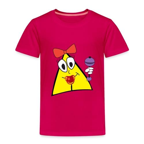 Sneables TM. I Love My Baby Girls tee - Toddler Premium T-Shirt