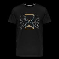 T-Shirts ~ Men's Premium T-Shirt ~ Winged Hourglass [Plus Size]