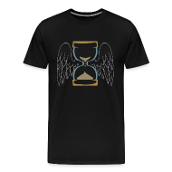 T-Shirts ~ Men's Premium T-Shirt ~ Winged Hourglass [Plus Size]