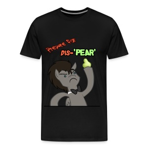 Prepare for dis-'Pear' [Plus Size] - Men's Premium T-Shirt