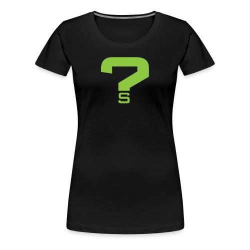 Logo T-shirt - Women's - Women's Premium T-Shirt