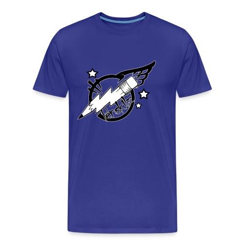 Pensk!lz Mens Tee - Men's Premium T-Shirt