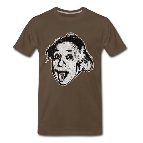 Einstein - Mens - Men's Premium T-Shirt