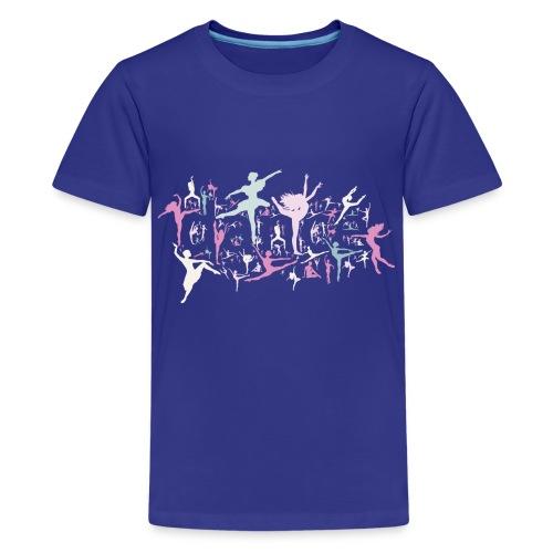 Kids round neck T-shirt - Kids' Premium T-Shirt