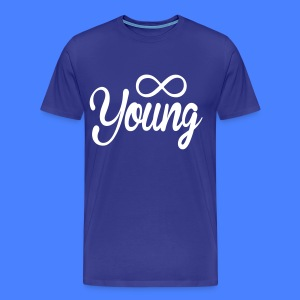 Forever Young T-Shirts - stayflyclothing.com - Men's Premium T-Shirt