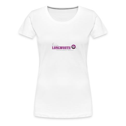 Elph logo - Women's Premium T-Shirt